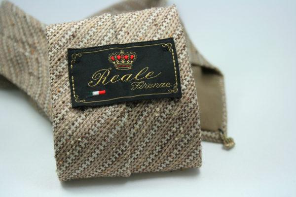 vintage stropdas tweed