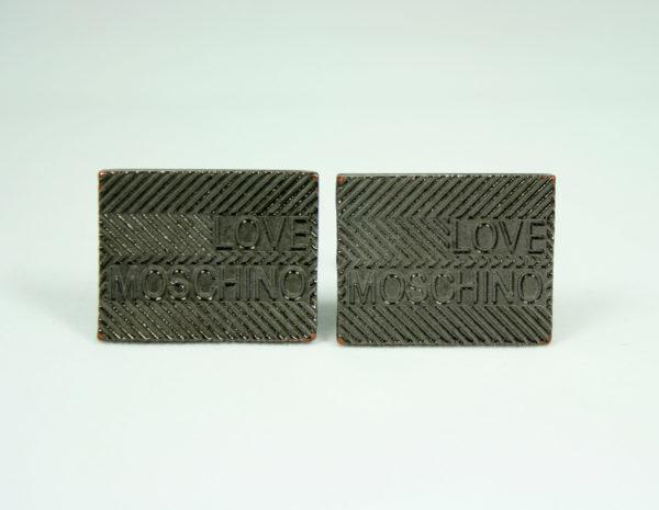 LOVE MOSCHINO manchetknopen