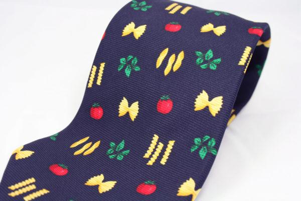 stropdas voor de pasta-liefhebber