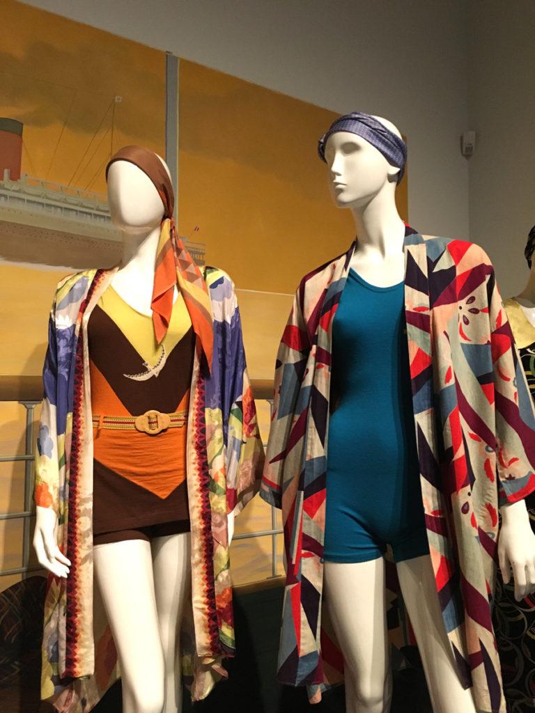 jaren 20 expositie in het textielmuseum