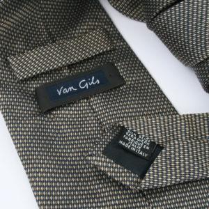 Van Gils stropdas - in perfecte vintage staat