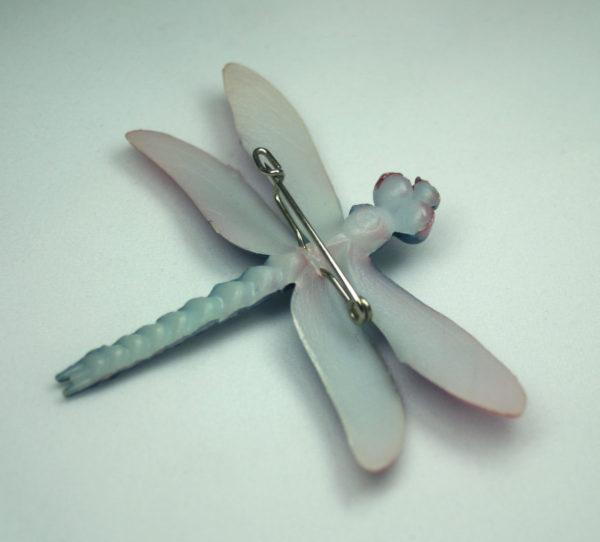 Libelle broche - vintage accessoire