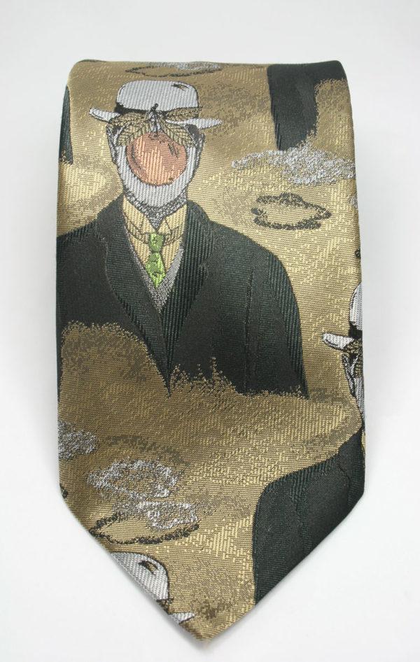 Son of man stropdas - Le fils de l'homme - Magritte
