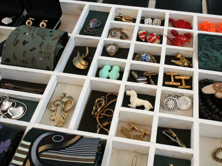 Vintage Accessoires in Den Bosch