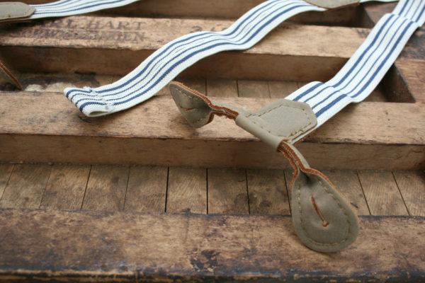 Vintage jongensbretels