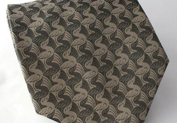 Stropdas met patroon van M.C. Escher
