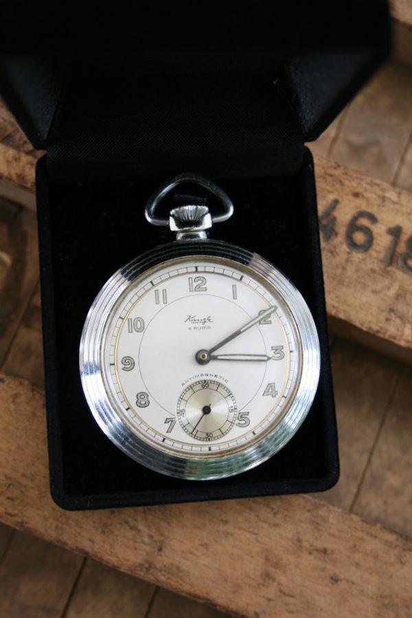 vintage accessoires - kiezle zakhorloge