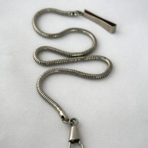 zakhorloge ketting snake
