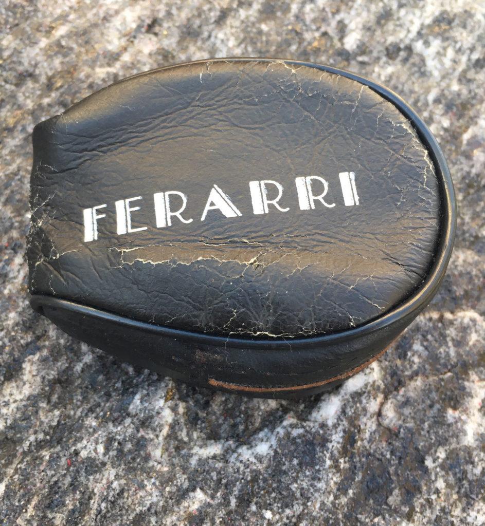 opvouwbare Ferrari pilotenbril