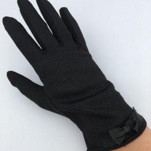 zwarte handschoentjes vintage