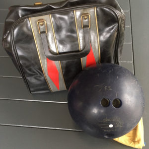 Ajay bowlingtas columbia bowlingbal