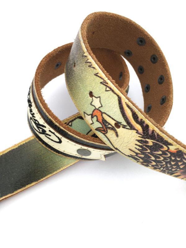 ed hardy vintage belt