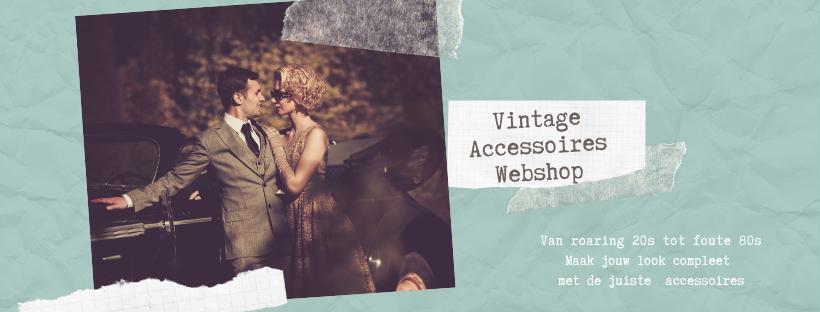 Vintage accessoires en sieraden webshop