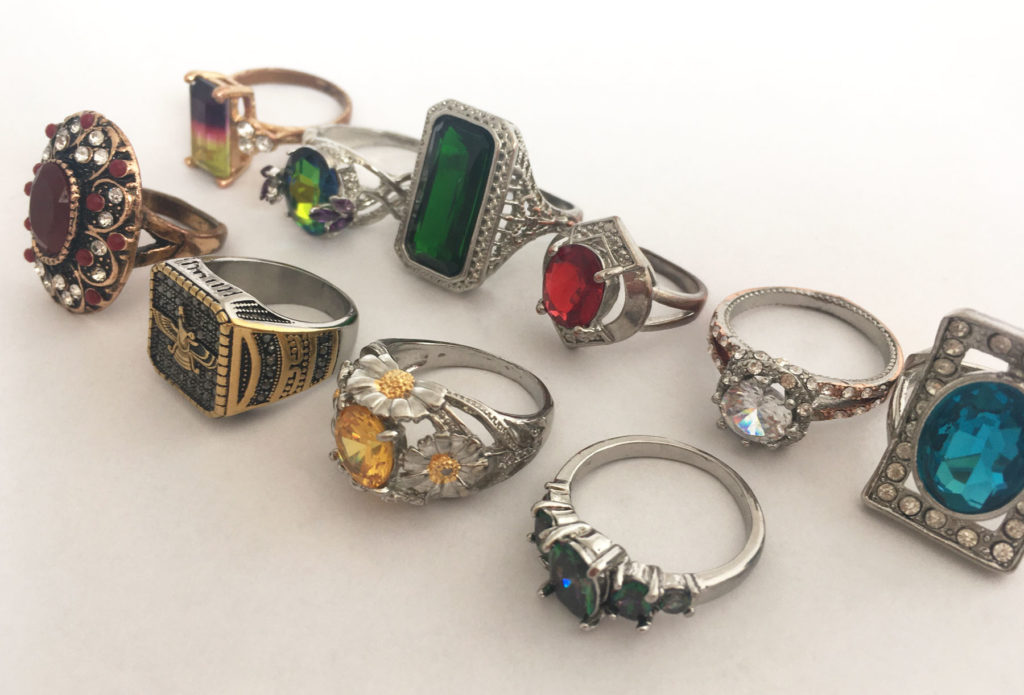 retro en vintage ringen te koop