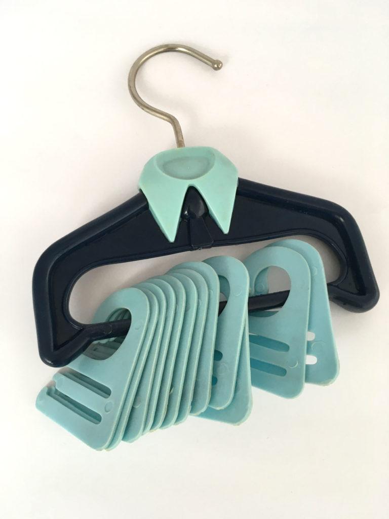 retro stropdashanger, jaren 50-60