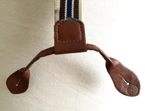 Vintage bretels voor stoere mannen