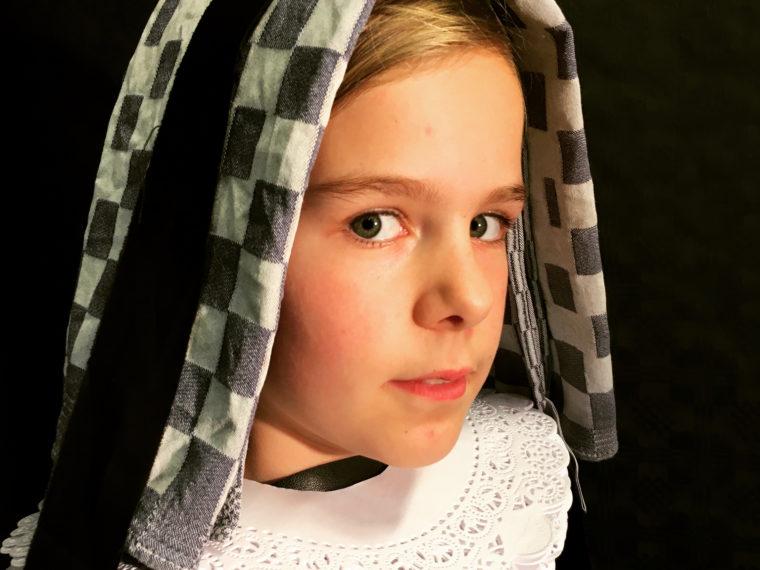 mijn dochter het fotomodel