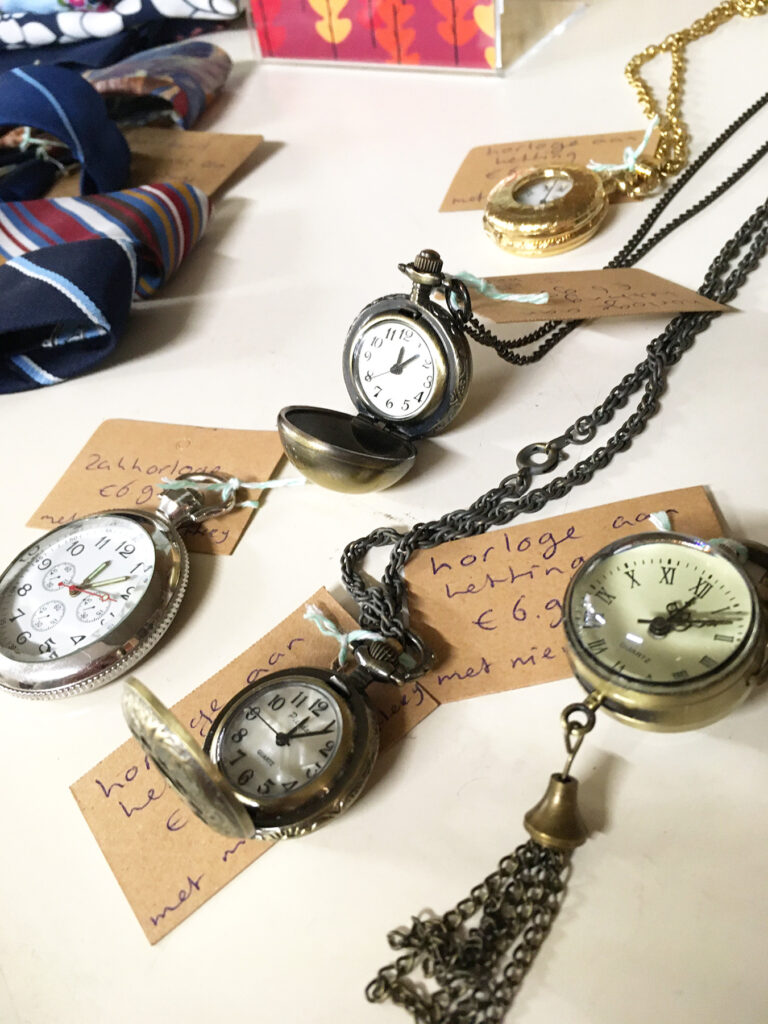 steampunk horloges Den Bosch