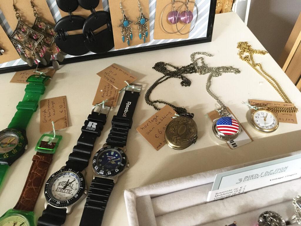 vintage horloges 's Hertogenbosch