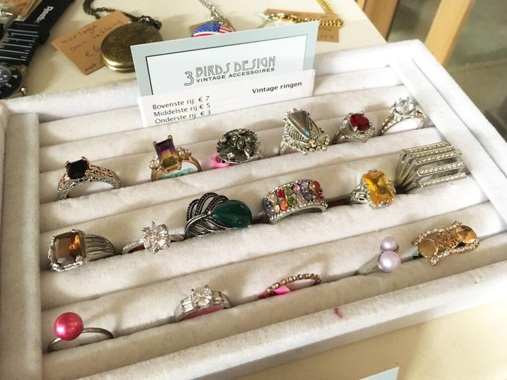 vintage ringen kopen
