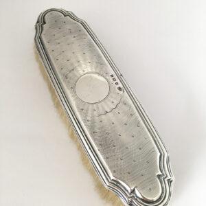 Zilveren borstel, Birmingham 1945