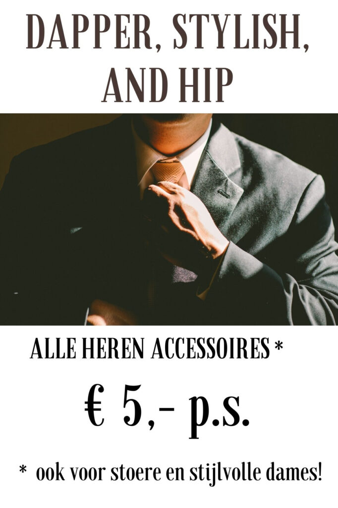 Dapper stylish and hip on a budget