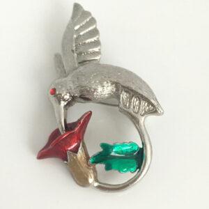 kolibrie broche