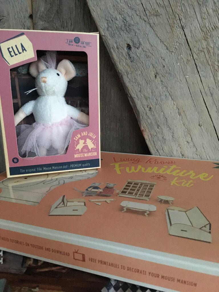 Muizenhuis boeken, muizen en inrichting kopen bij BOEL Bazaar