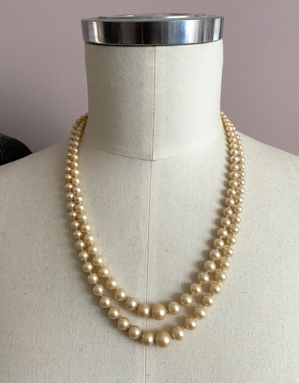 CIRO england pearl necklace