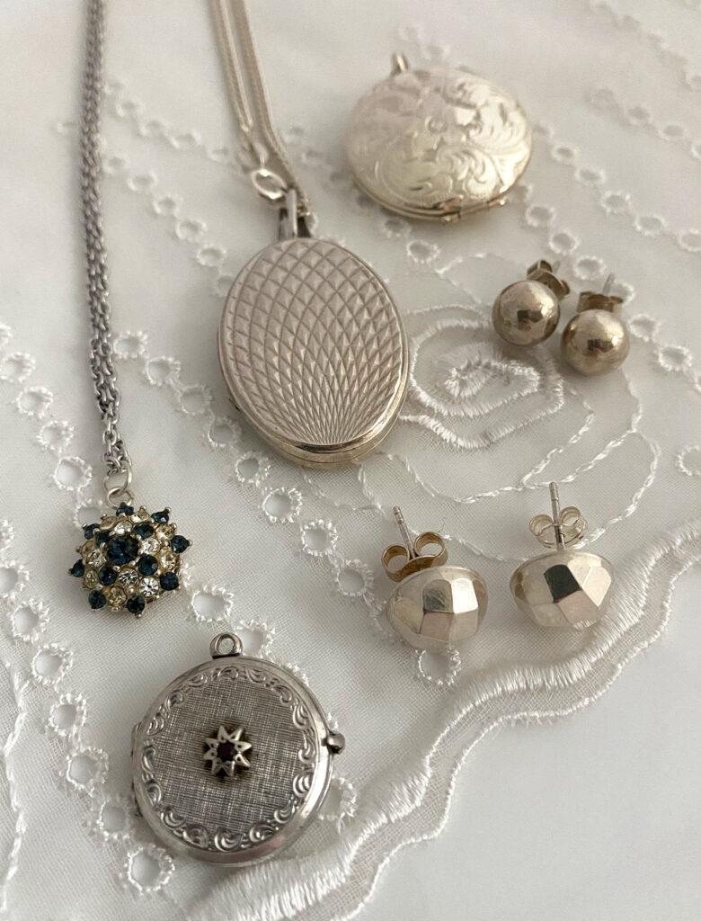 vintage zilveren sieraden online kopen