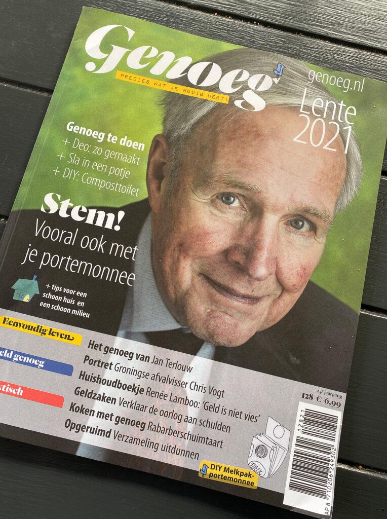 Genoeg magazine lente 2021