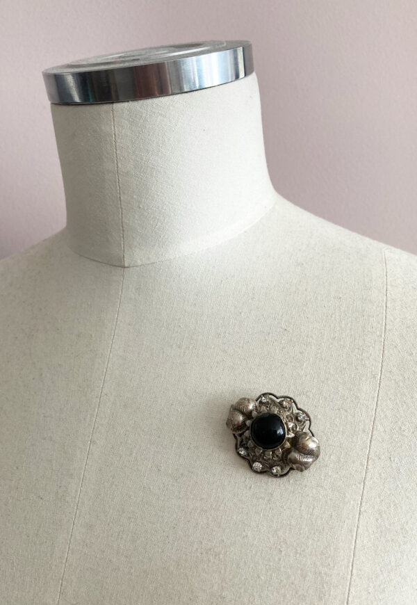 Antique Art deco brooch