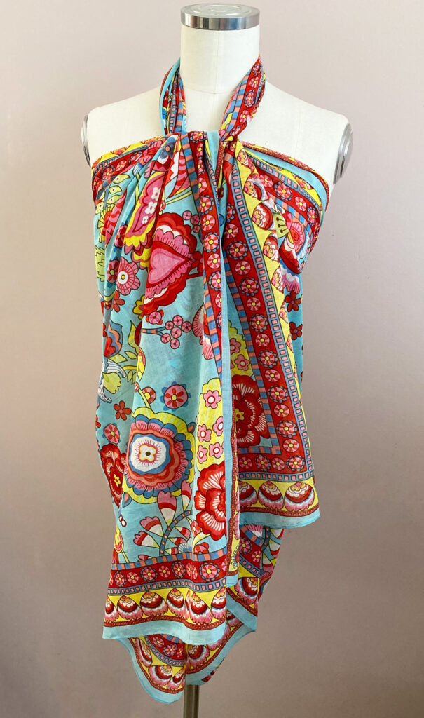 Oilily pareo sarong omslagdoek