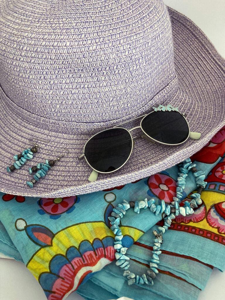 vintage zomer accessoires