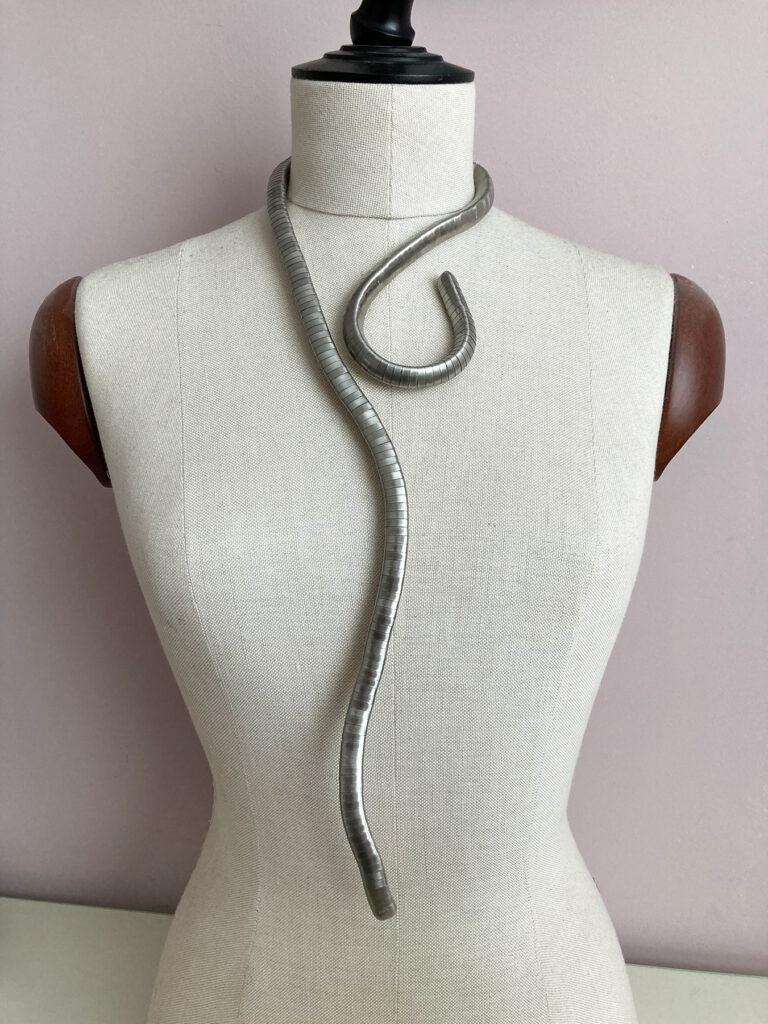 Breil Milaan vintage buigzame ketting