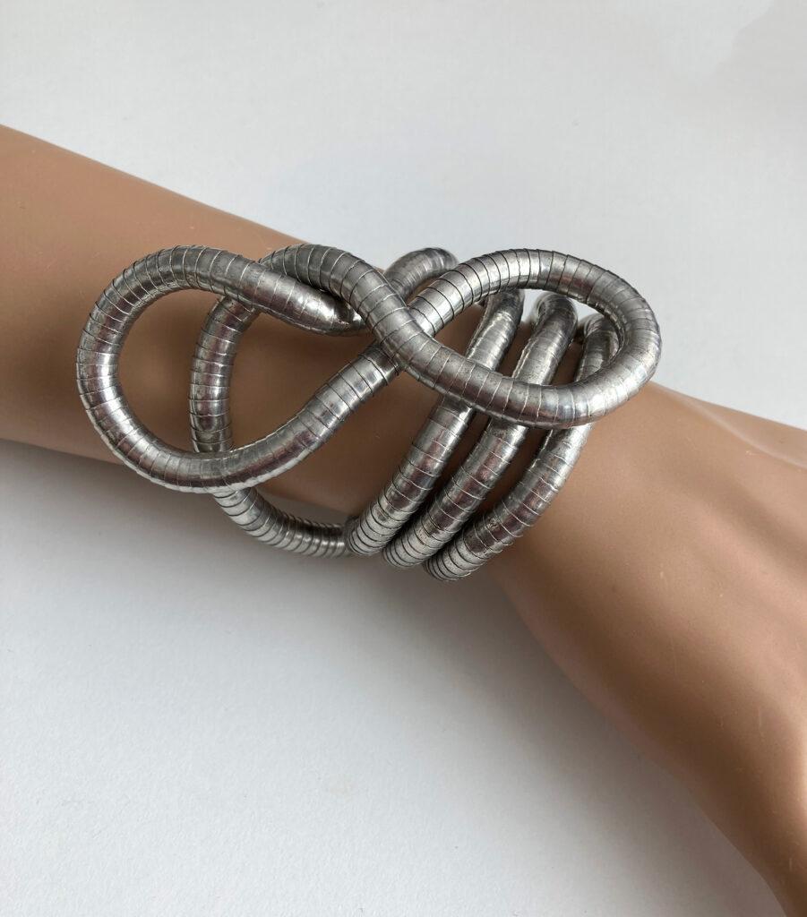 Flexibele snake armband